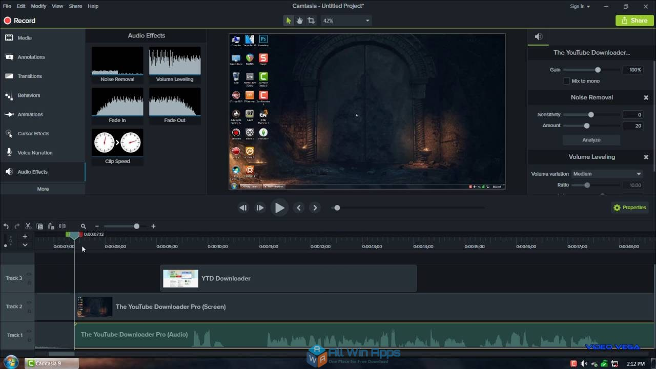 How To Download Camtasia studio 9 for free version in