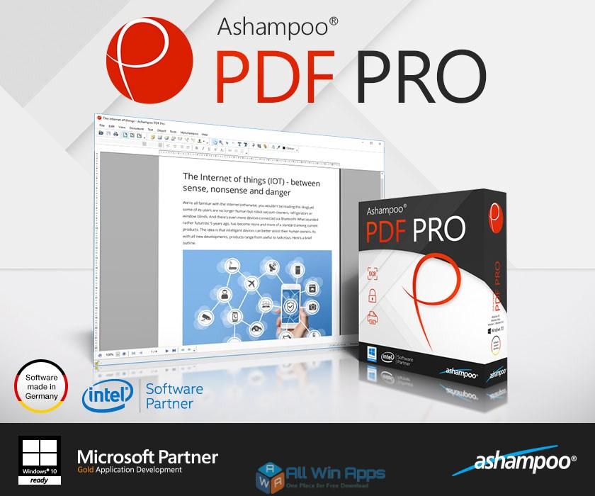 Ashampoo PDF Pro latest version download