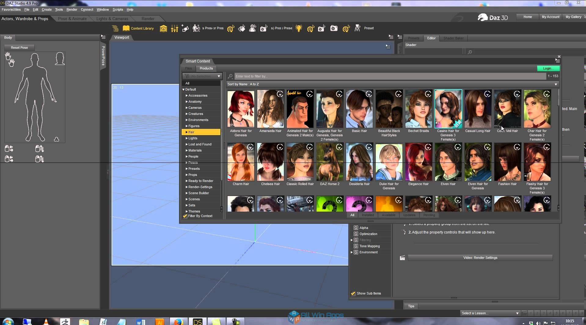 DAZ Studio Pro 4.9 Review and best features