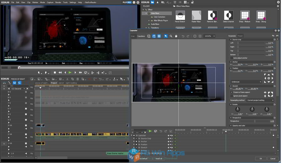 EDIUS Pro 8 Latest Version Download