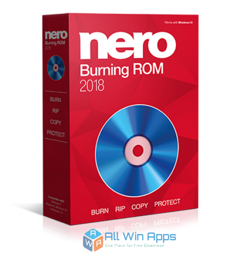 Nero Burning ROM 2018 Free Download Latest Version