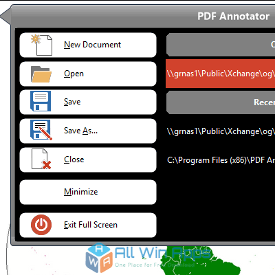 PDF Annotator 6 Portable Free Download offline installer