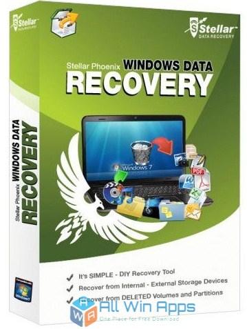 Stellar Phoenix Windows Data Recovery Professional Free Download