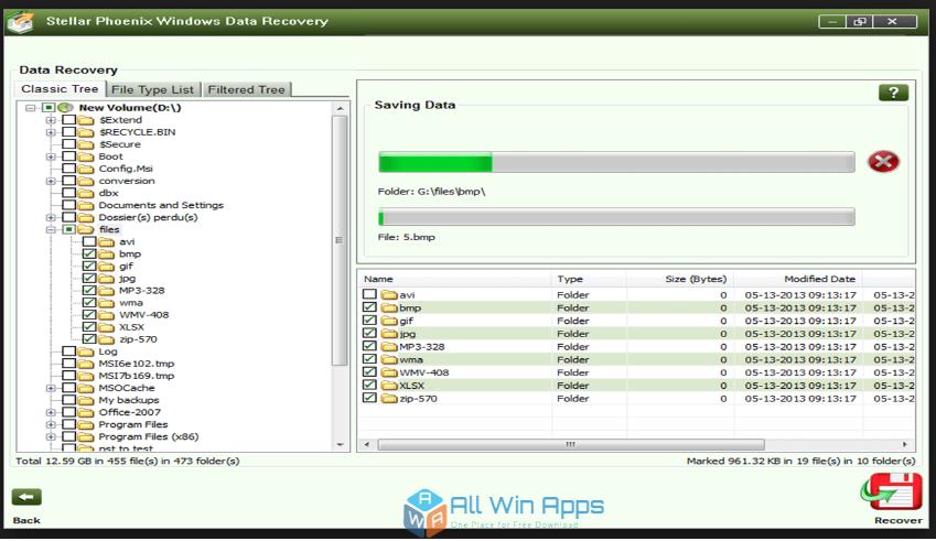 Stellar Phoenix Windows Data Recovery Professional latest version
