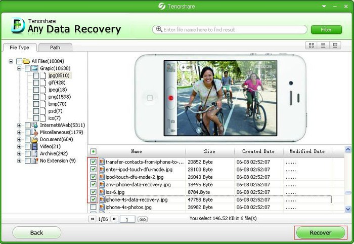Tenorshare Any Data Recovery Pro Free Download latest version