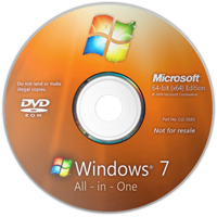 Windows 7 All in One 2017