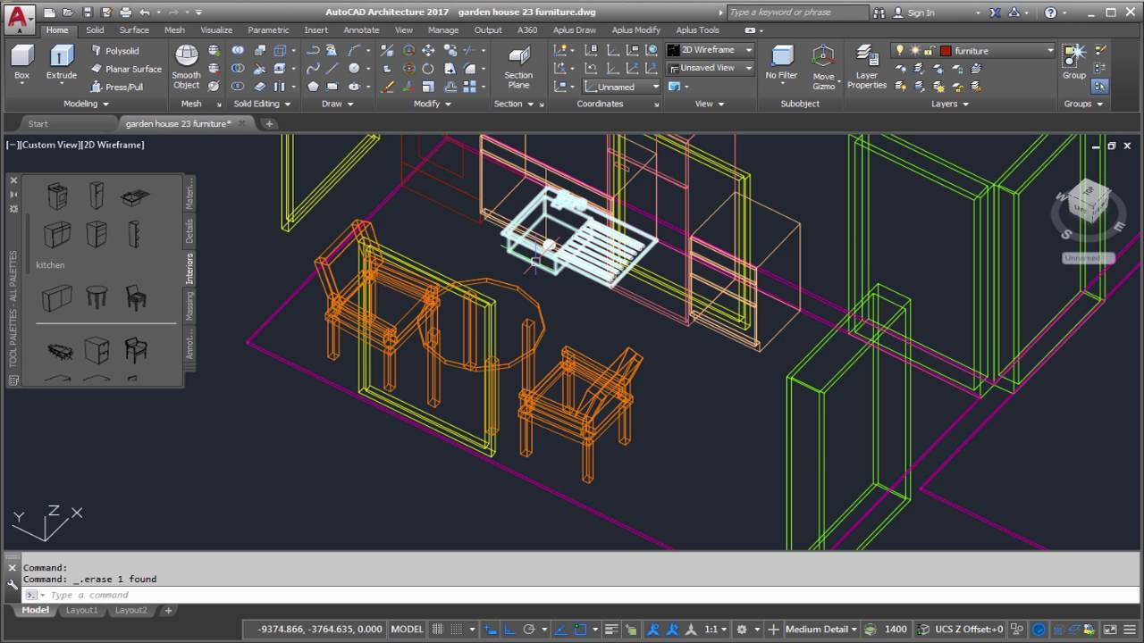 autocad architecture free download