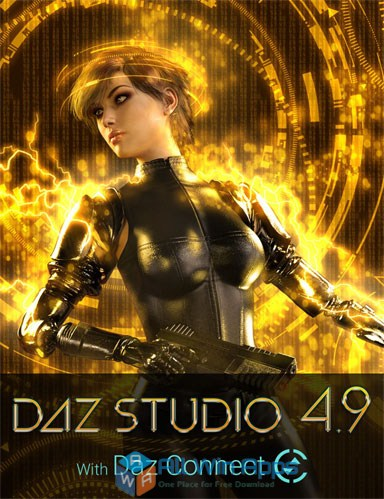 daz studio 4.9