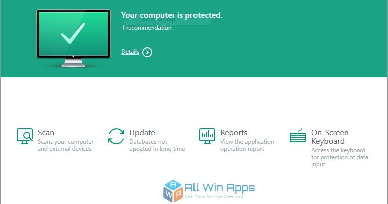 kaspersky antivirus 2018 offline installer