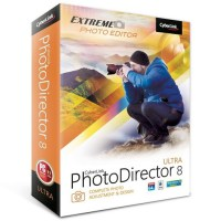 CyberLink PhotoDirector Ultra 8.0.3019 Free Download