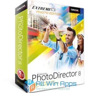 CyberLink PhotoDirector Ultra 8.0.3019 Latest Version Download
