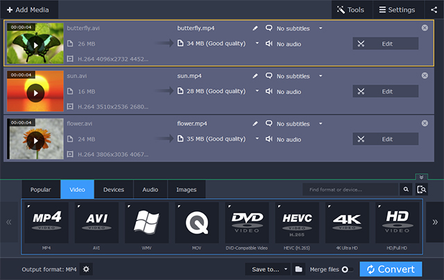 Movavi Video Converter 18 Offline Installer Download