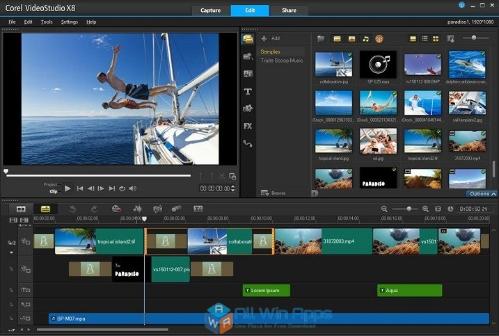 Corel VideoStudio Ultimate X10 Direct Link Download