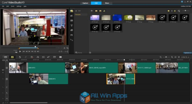 corel video studio free download full version