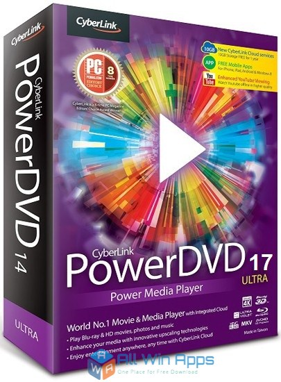 CyberLink PowerDVD Ultra 17 Free Download