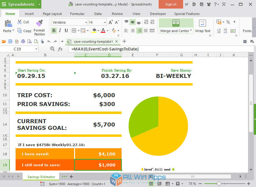 WPS Office 2016 Premium Direct Link Download