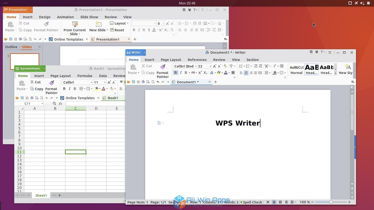WPS Office 2016 Premium Offline Installer Download