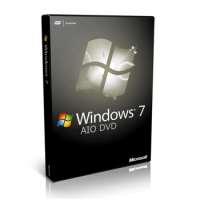 Windows 7 SP1 AIO OEM Aug 2017 Free Download