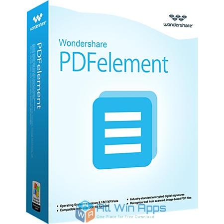 Wondershare PDF Element 6 Review
