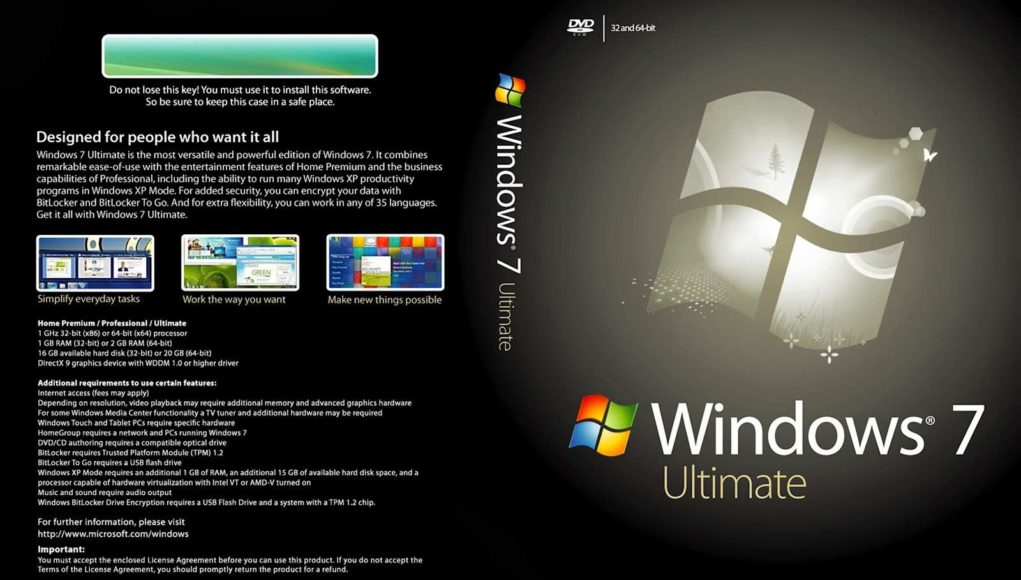 windows 7 ultimate 64 bit iso download