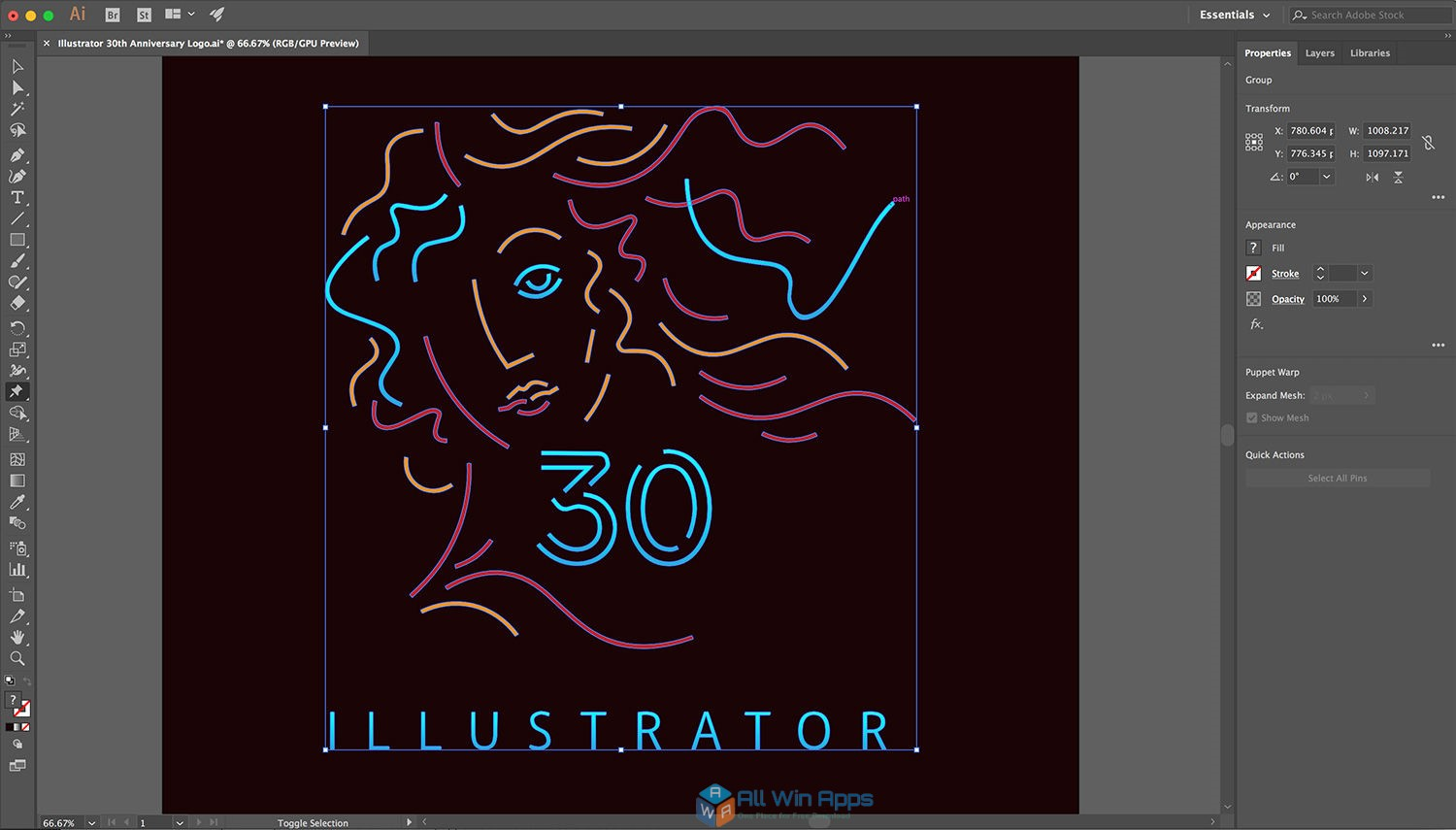 Adobe Illustrator CC 2018 Offline Installer Download