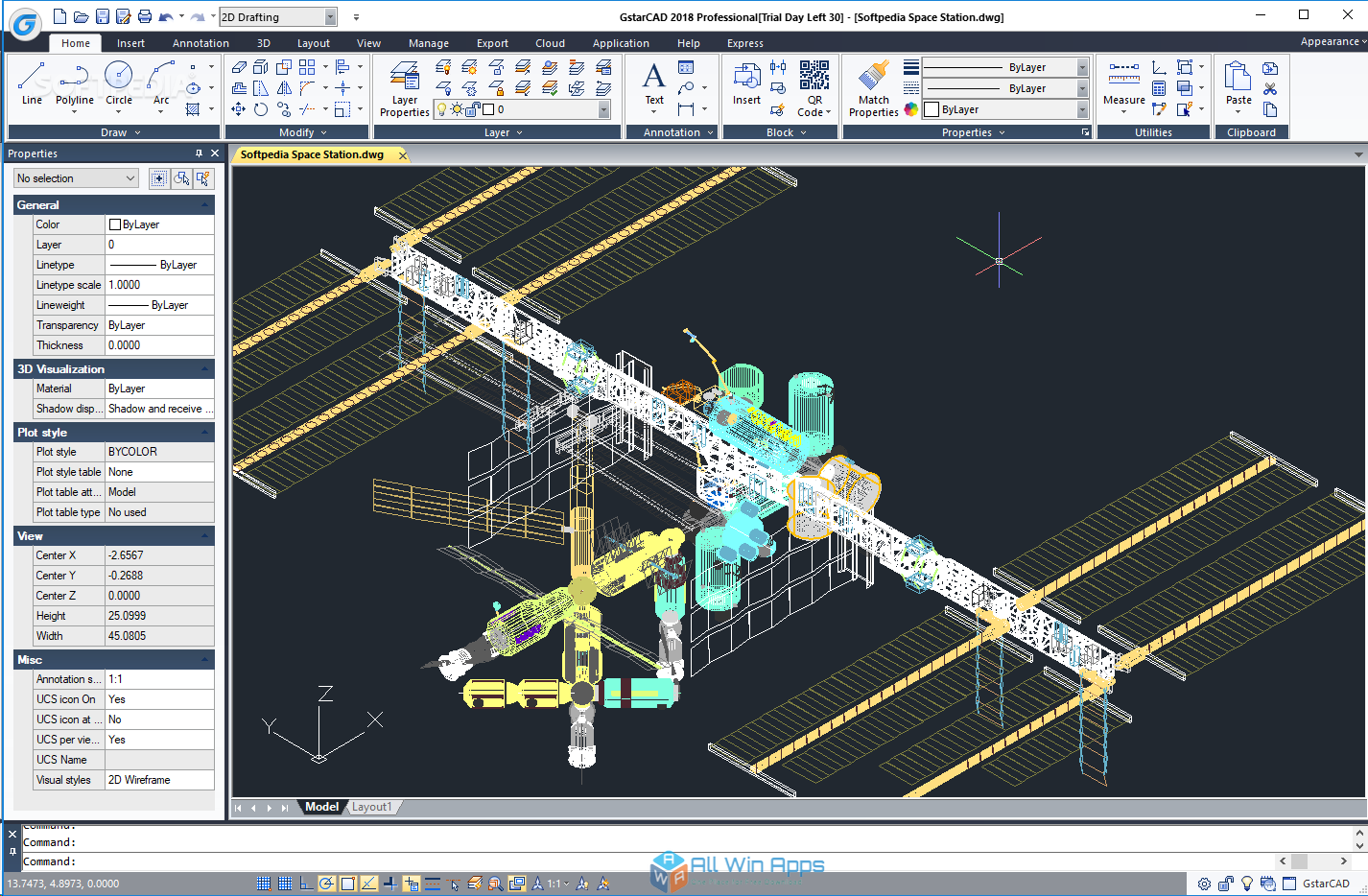 GstarCAD 2018 free download full version
