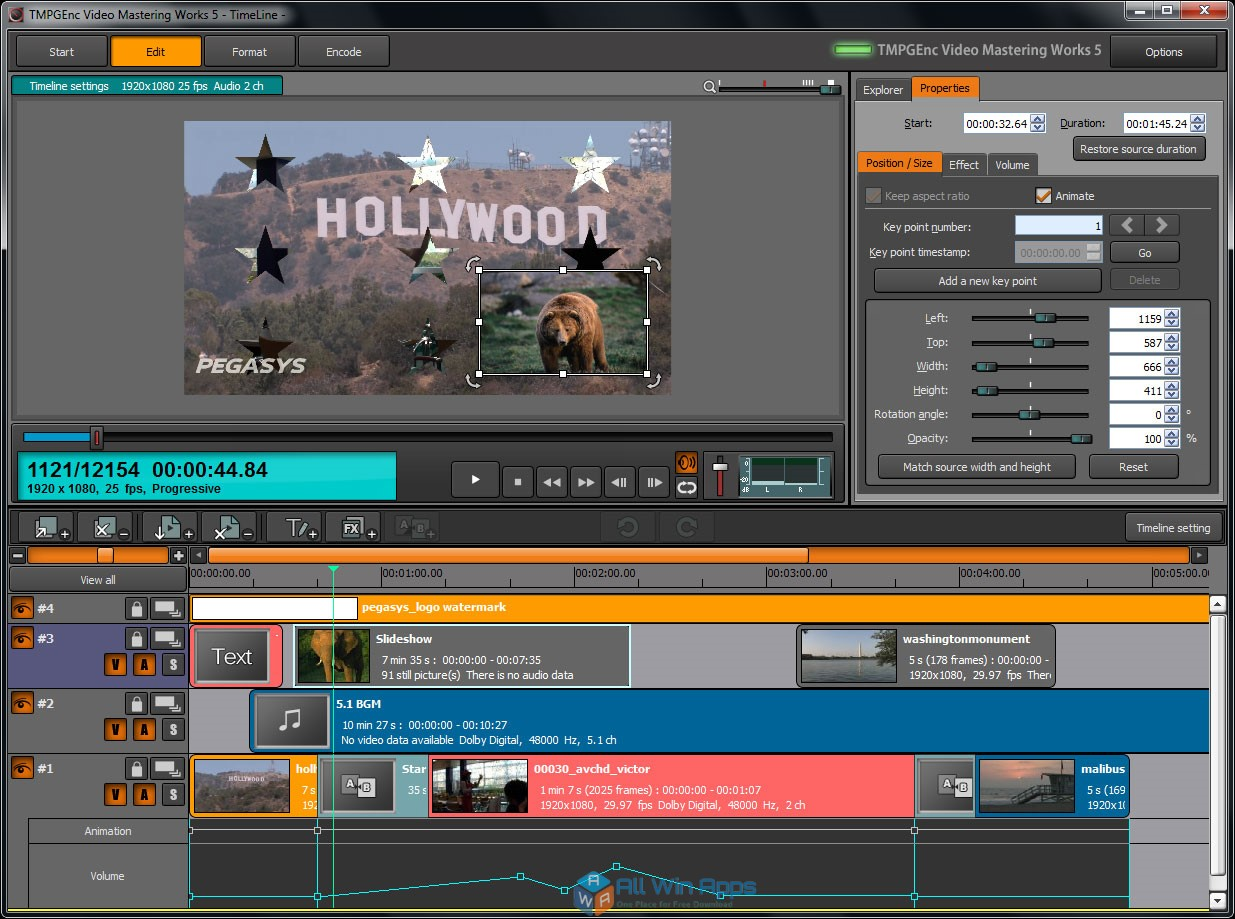 TMPGEnc Video Mastering Works 5 free download full version
