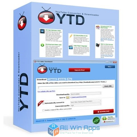 YTD Video Downloader 2018 Review