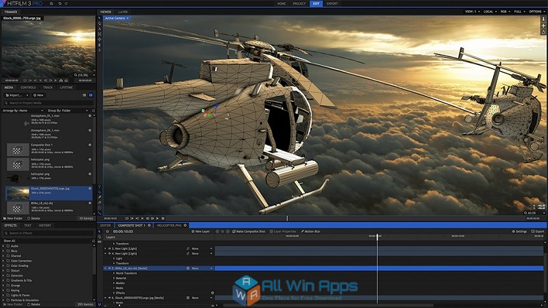 HitFilm Pro 7.1 free download full version
