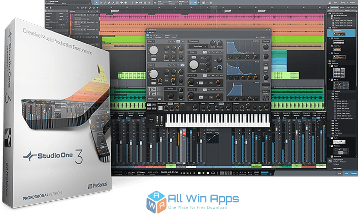 PreSonus Studio One Professional 3.5 Direct Link Download