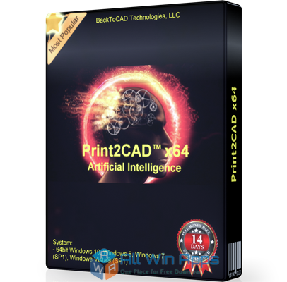 Print2CAD 2018 Review