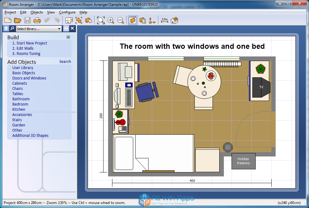 Room Arranger 9.5 Latest Version Download