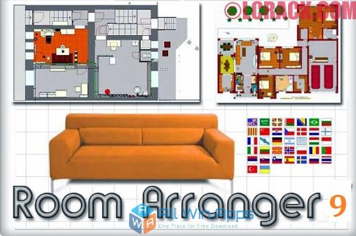 Room Arranger 9.5 Offline Installer Download