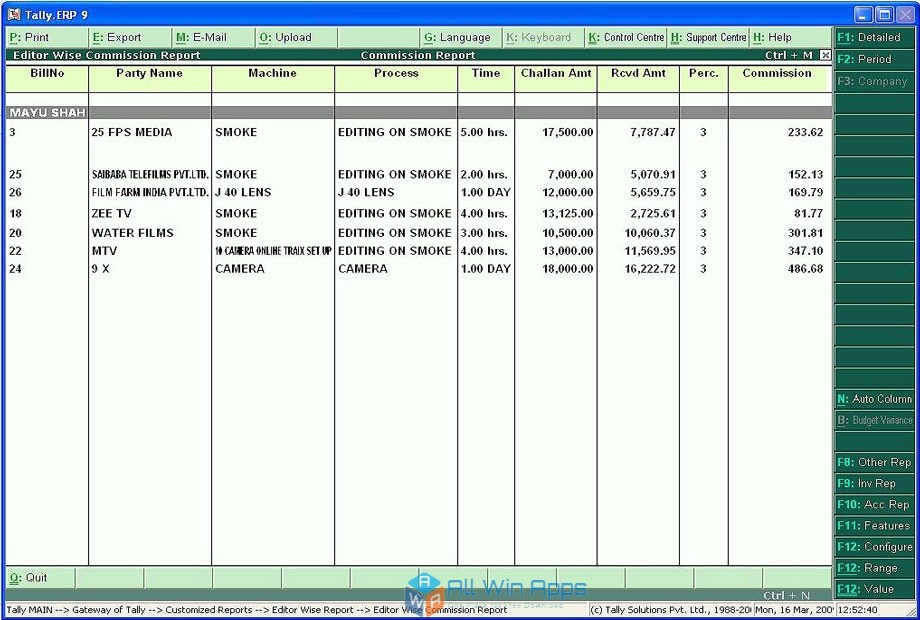 Tally.ERP 9 6.3 free download full version