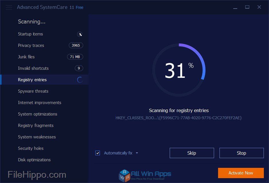 Advanced SystemCare Direct Link Download