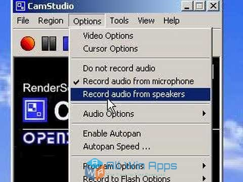 CamStudio Screen Recorder free download full version