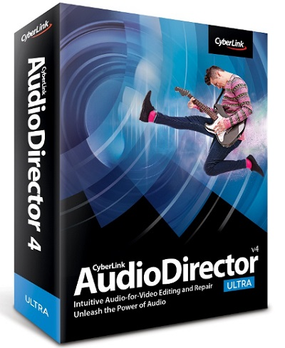 CyberLink AudioDirector 2018 Review