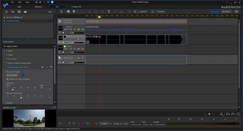 CyberLink AudioDirector 2018 free download full version