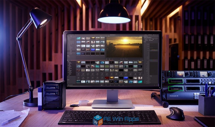 DaVinci Resolve Studio 15 free download full version
