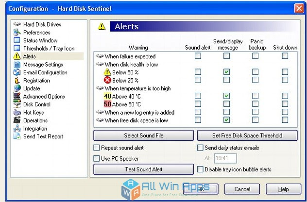 Hard Disk Sentinel Pro 5.30 Free Download for Windows PC