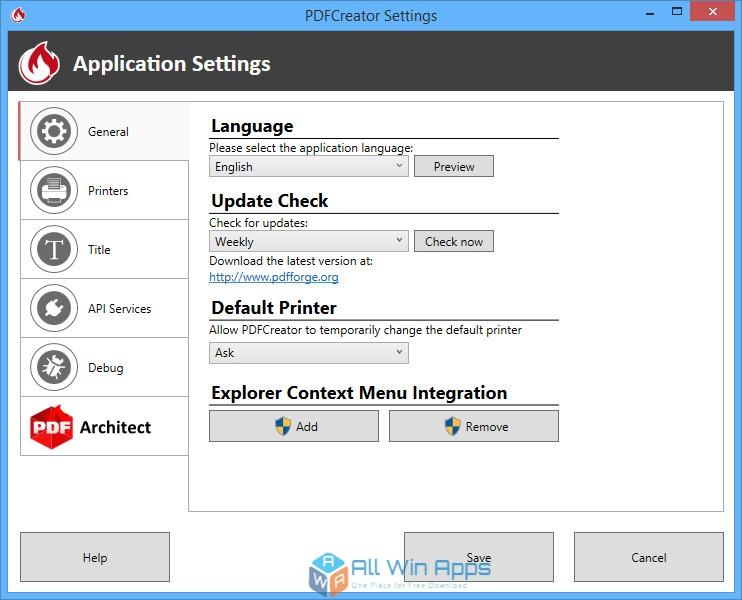 PDF Creator 3.2 Free Download for Windows PC