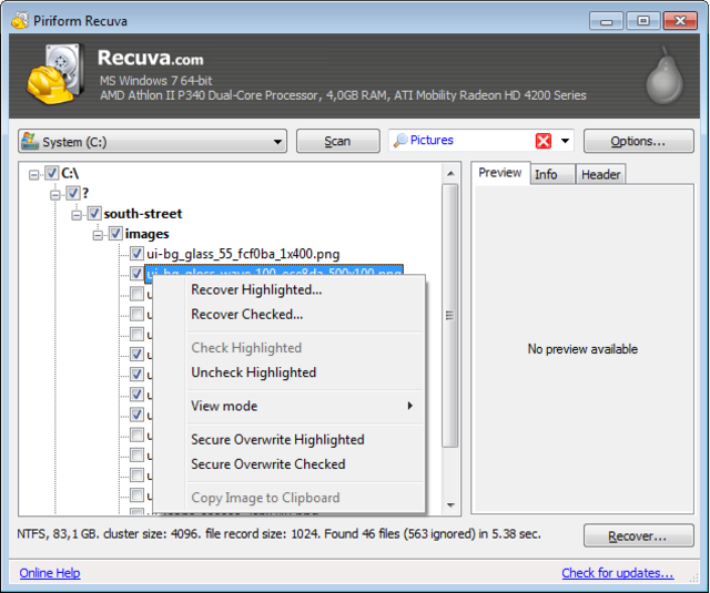 Recuva Latest Version Offline Installer Download