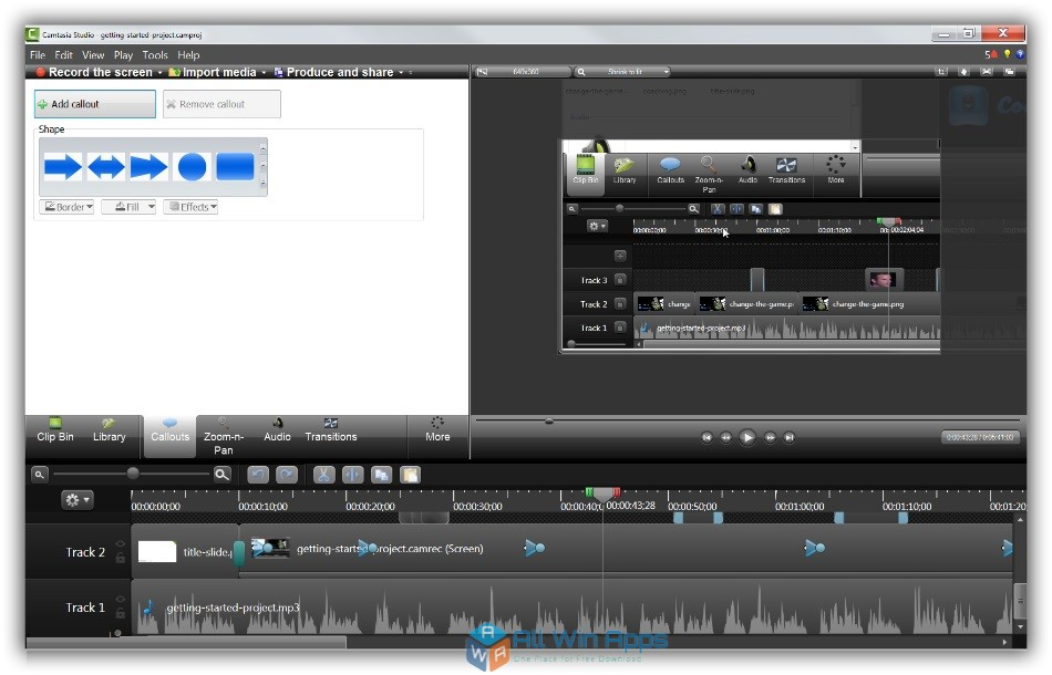 Camtasia Studio 2018 Direct Link Download