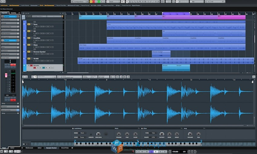 Cubase Pro 9.5 Latest Version Download