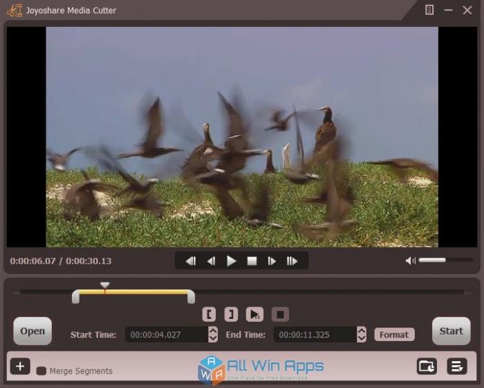 Joyoshare Media Cutter 2.0 Offline Installer Download