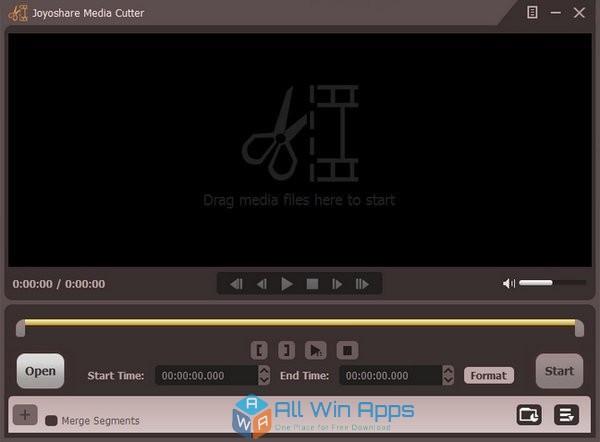 Joyoshare Media Cutter 2.0 free download full version