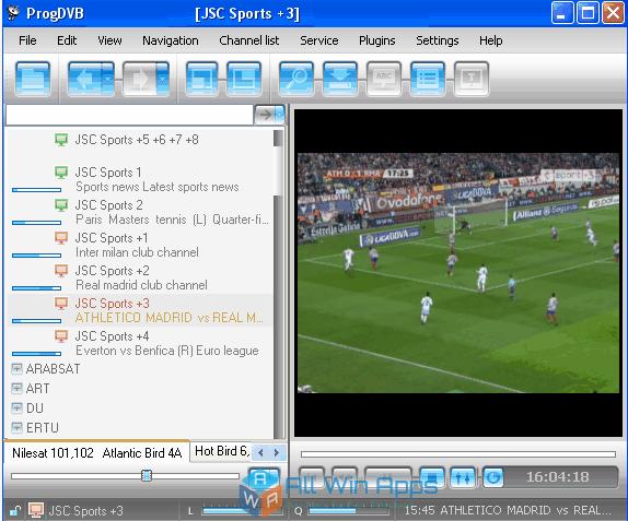 ProgDVB Professional 7.13 Offline Installer Download