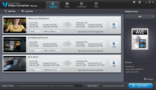 Wondershare Video Converter Portable Direct Link Download