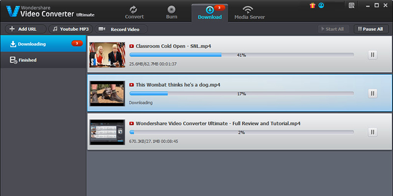 Wondershare Video Converter Ultimate for Windows PC