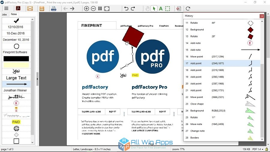 PDF Factory Pro 6.25 Direct Link Download